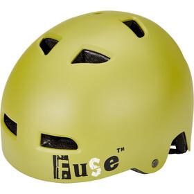 FUSE Alpha Helm matt olive